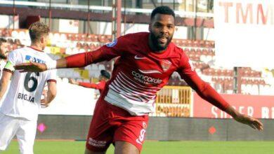 Hataysporlu Boupendza Al-Arabiye transfer oldu