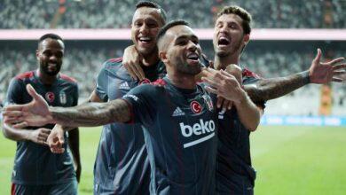 Beşiktaş Alex Teixeira ile kazandı