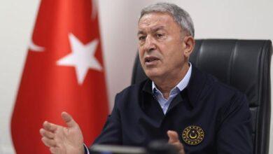 Bakan Akar: Mehmetçikin güvenliği için her türlü tedbiri aldık