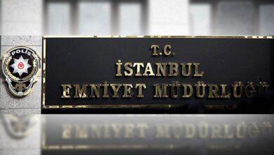 İstanbul Emniyet Müdürlüğünde atamalar