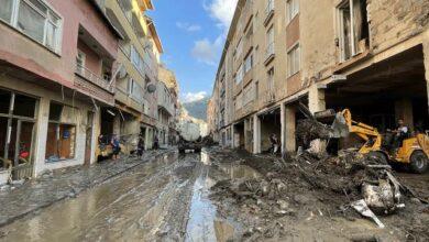 Batı Karadenizde sel felaketi: Kayıp sayısı 16