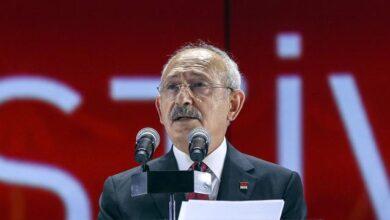 Kılıçdaroğlu, Serçeşme Hünkar Hacı Bektaş Veli Festivaline katıldı