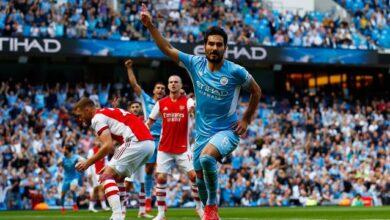 Manchester City, Arsenalı farklı geçti
