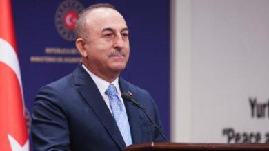 Bakan Çavuşoğlu BAEli mevkidaşı ile görüştü
