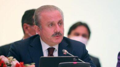TBMM Başkanı Şentop, Kırgızistanın bağımsızlığının 30. yılını kutladı