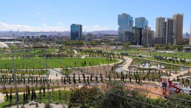 AKM Millet Bahçesi 28 Ekimde açılıyor