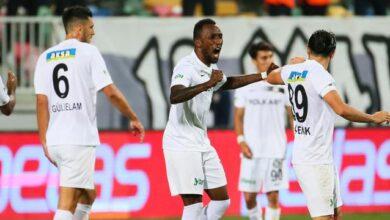 Altay Beşiktaşı 2 golle geçti