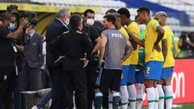 Brezilya-Arjantin maçında sınır dışı krizi yaşandı