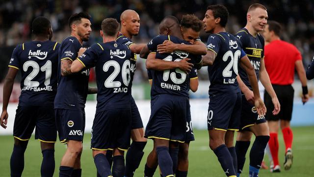 Fenerbahçe, Eintracht Frankfurta konuk olacak