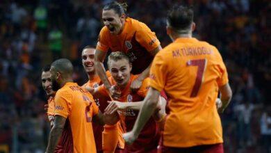 Galatasaray Lazioyu devirdi