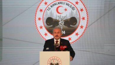 Mustafa Şentop: Büyüme hızımız artarak devam ediyor