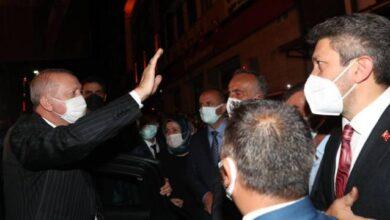Cumhurbaşkanı Erdoğan Güneysuda vatandaşlarla görüştü