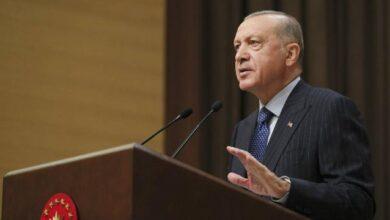Erdoğan: ABD terör örgütlerine yardım ediyor, bu destek sona ermeli