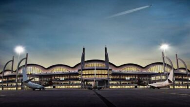 Sabiha Gökçen Havalimanında 8 ayda 15 milyona yakın yolcu