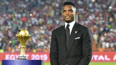 Etoo Kamerun Futbol Federasyonu başkanlığına aday