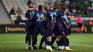 Trabzonspor, deplasmandaki 19 maçta rakiplerine boyun eğmedi